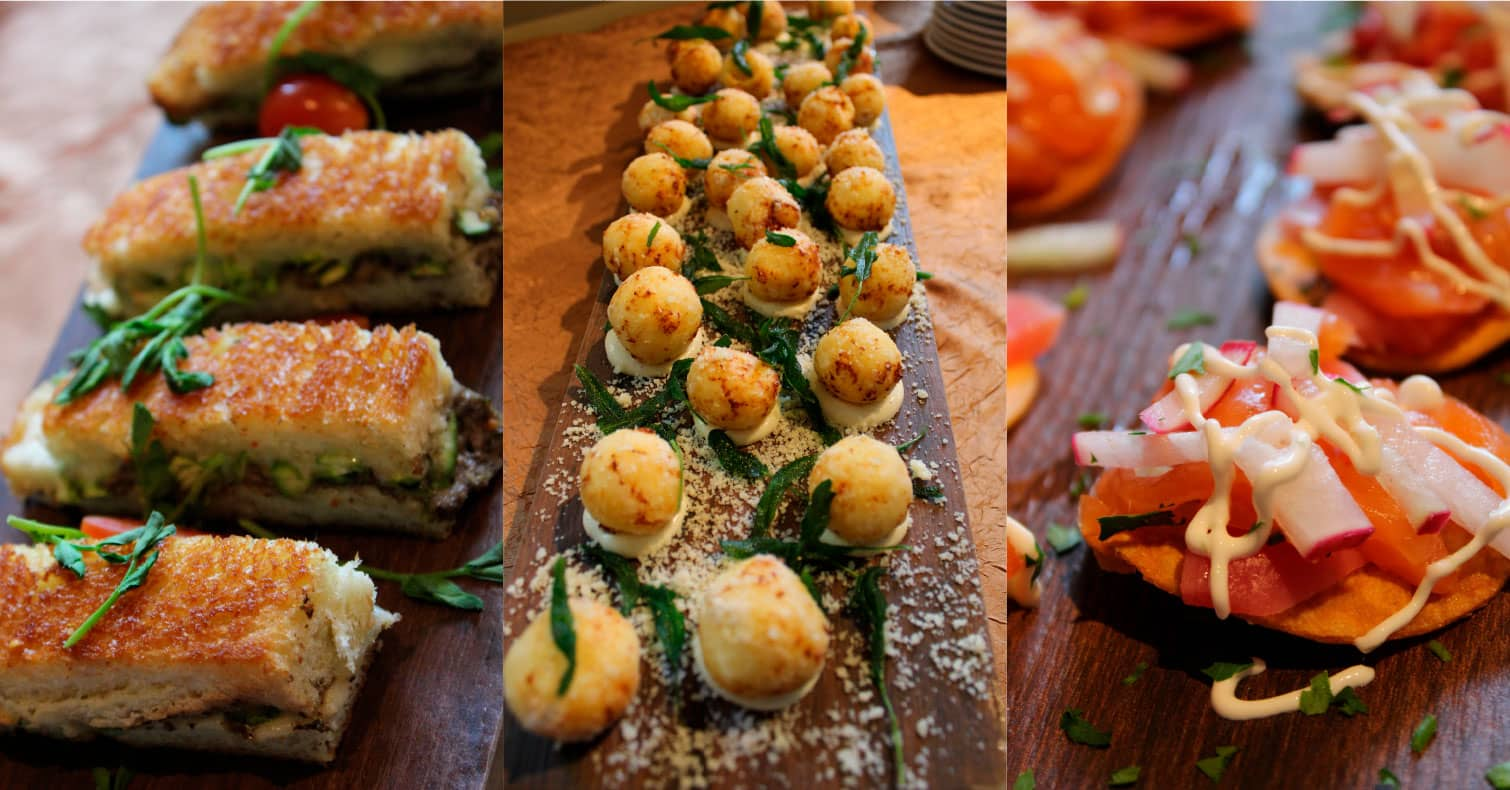 Offsite Parties and Catering
